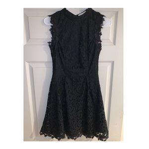 Francesca's Halter Cocktail Dress